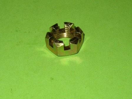 M12 Slotted Nut