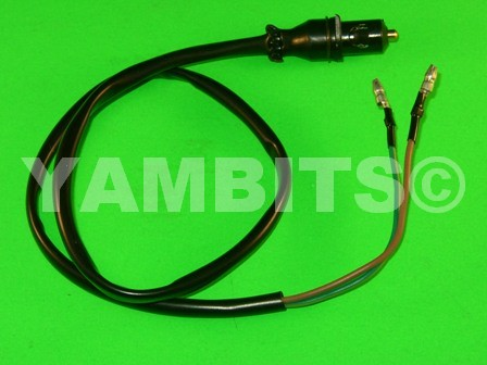RD400E USA Brake Light Switch Front