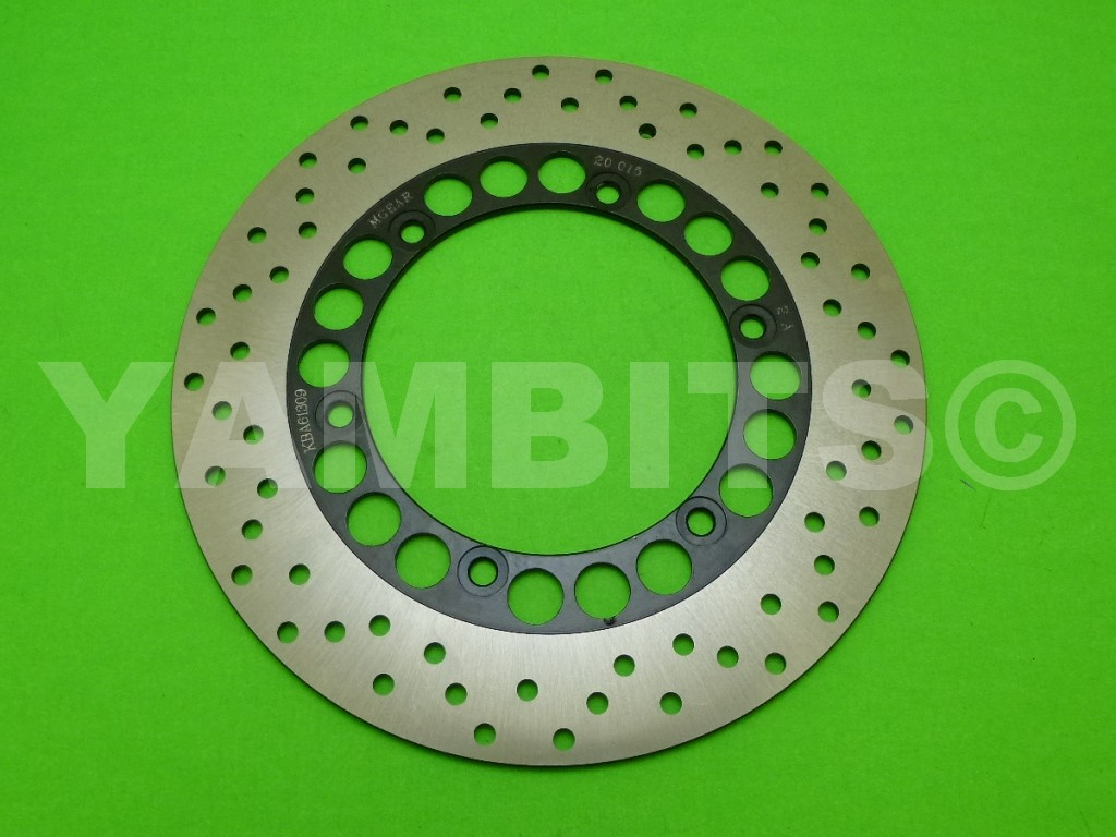 BT1100 Bulldog Brake Disc Rear