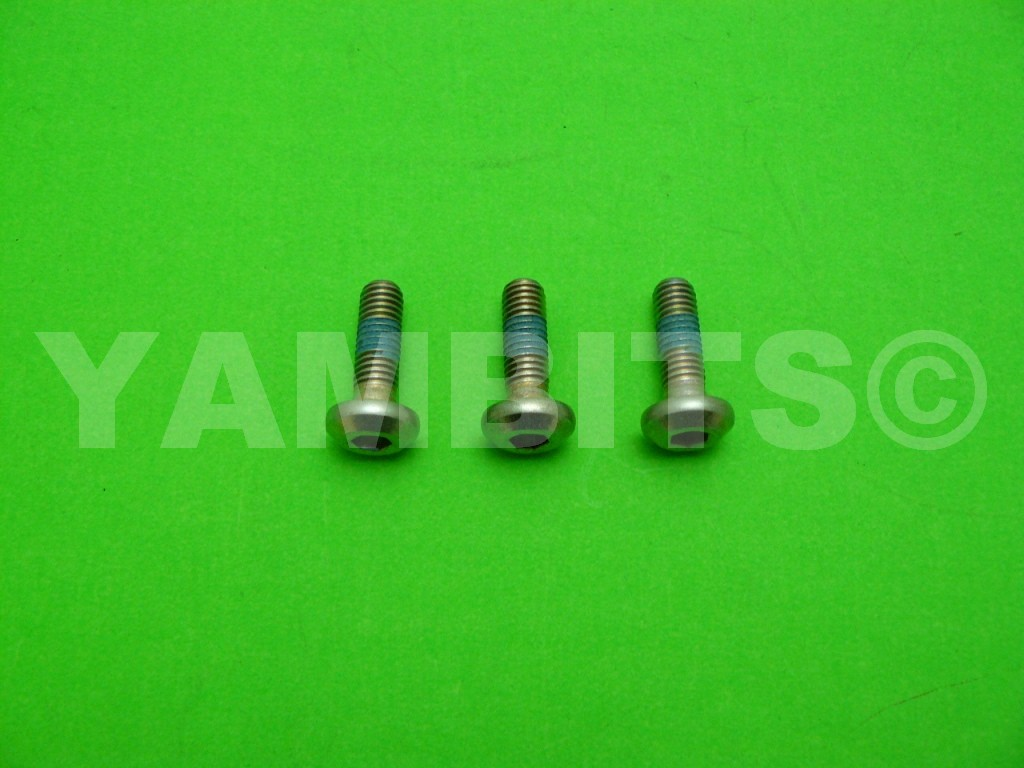 SDR200 Brake Disc Bolt Kit Rear
