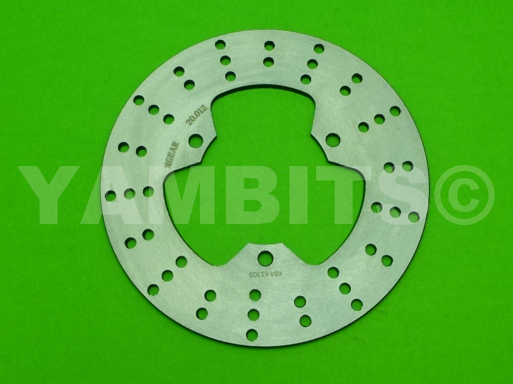 TZR250 3MA Brake Disc Rear