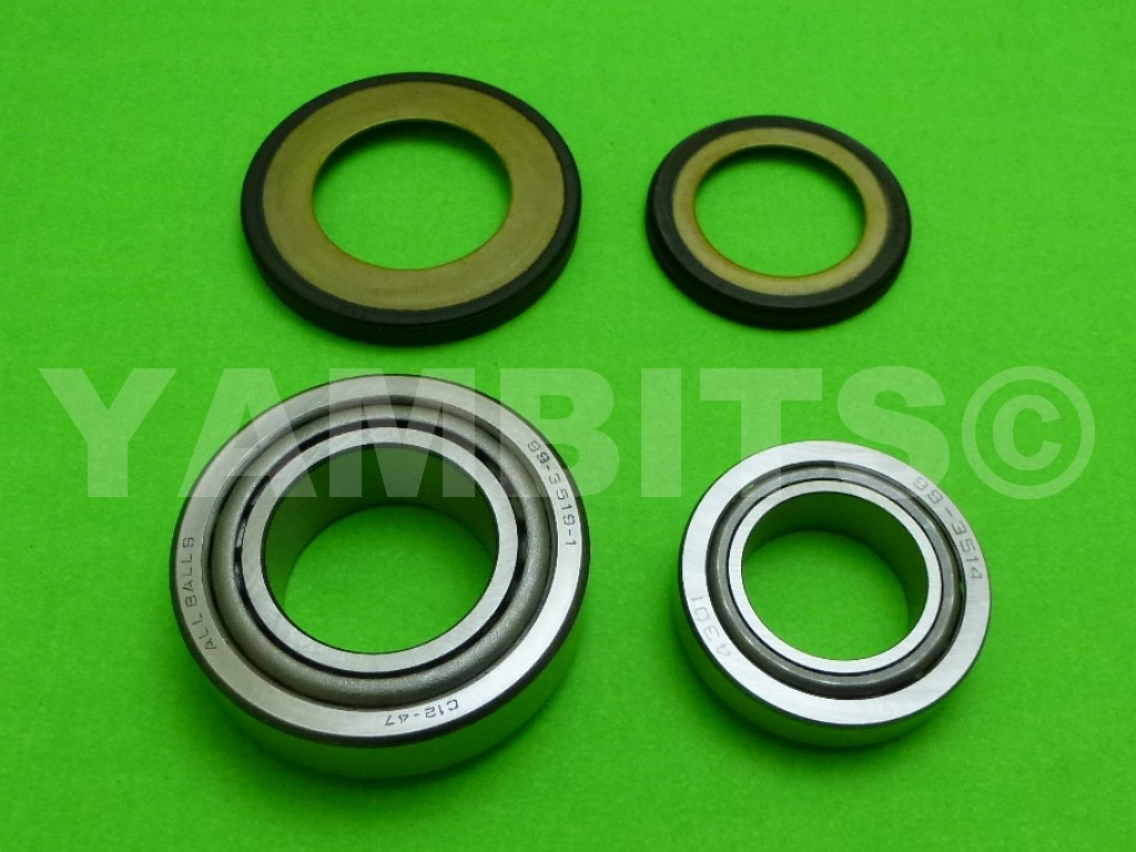 TDR240 Steering Bearing Kit Taper