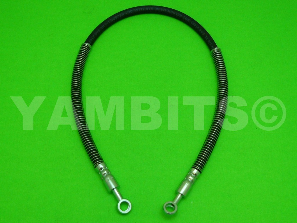 RD400E USA Brake Hose Rear