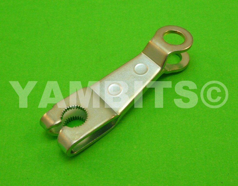 DT80MXS Rear Drum Brake Cam Lever