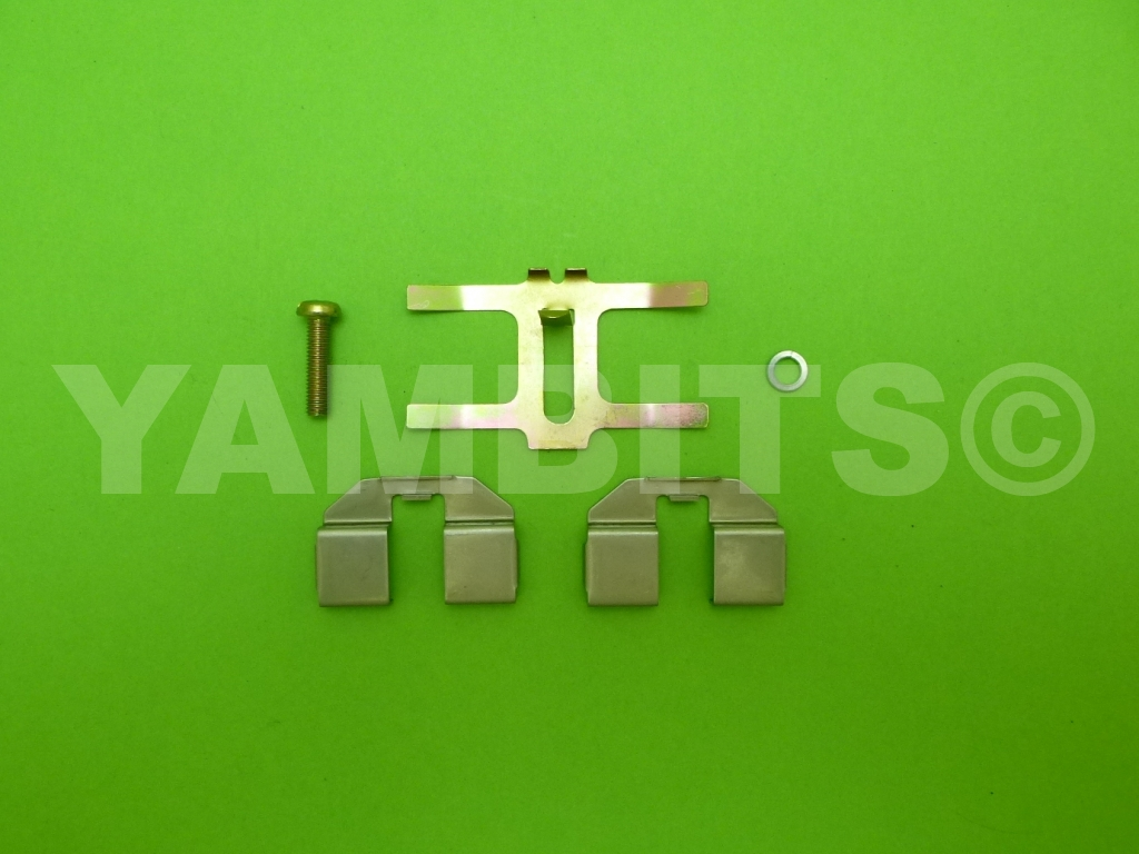 Xs1100 Horns Twin Chrome 12v Hor012 Parts Fuse Box Brake Pad Shim Kit