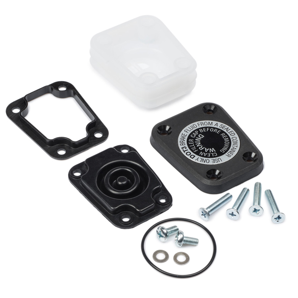 RD400D Brake Master Cylinder Reservoir Kit Front