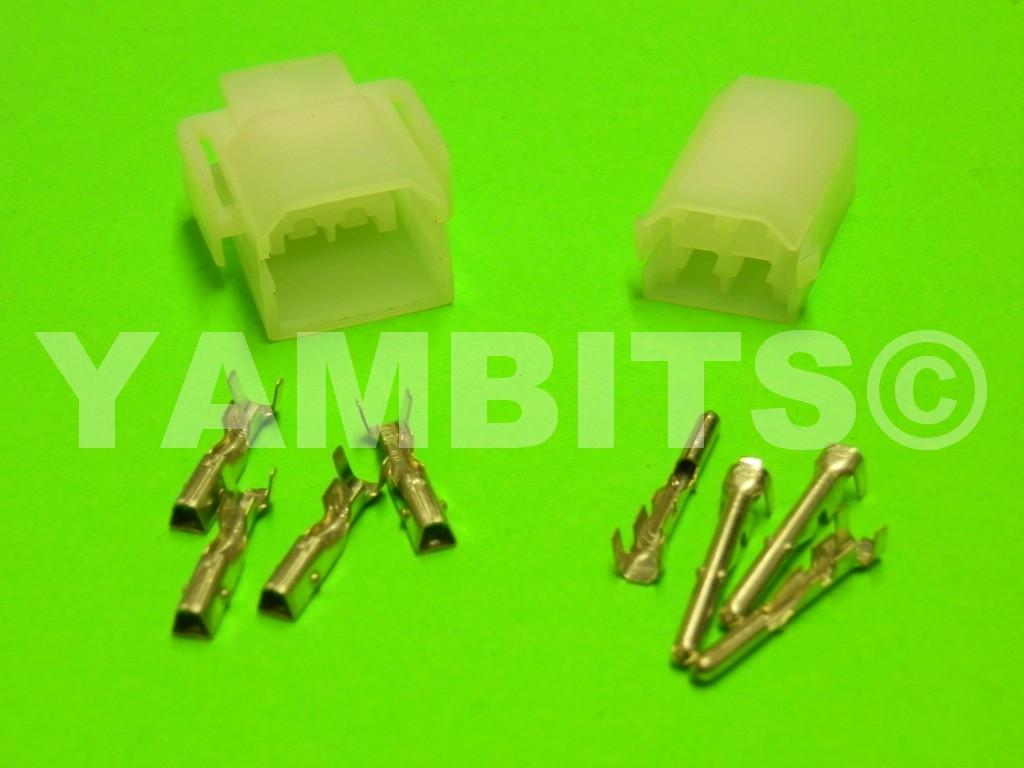 connector block kit 4 way 2 5mm round pin cbk007. Black Bedroom Furniture Sets. Home Design Ideas