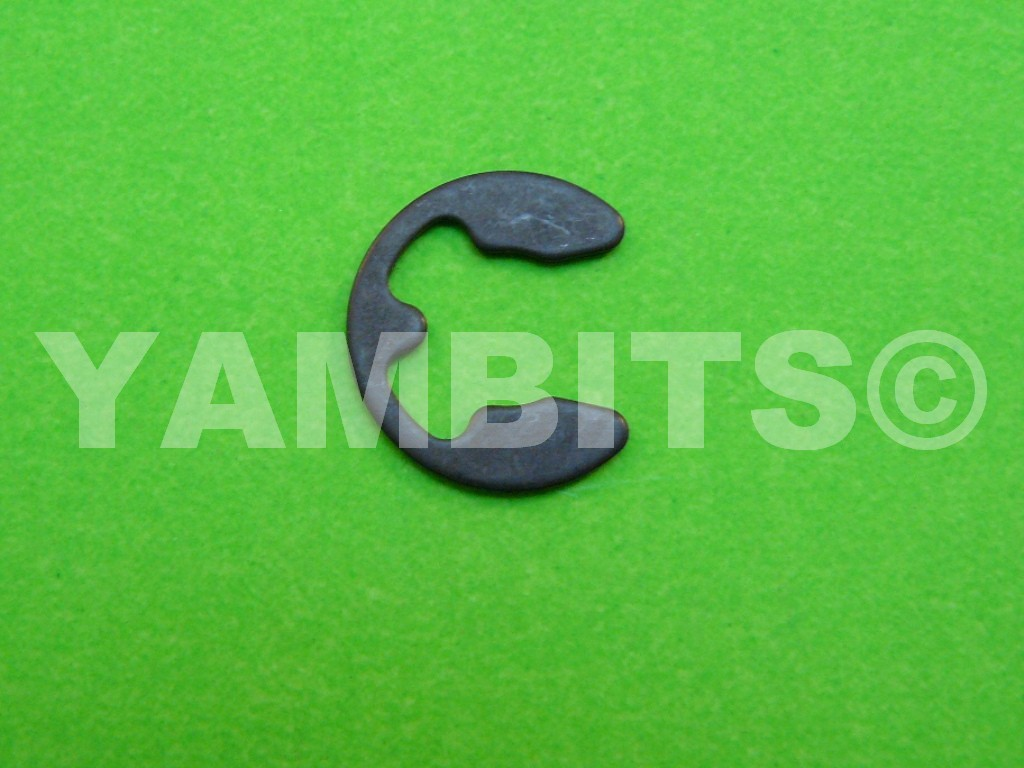 TY250A Gear Shift Shaft Retaining Clip