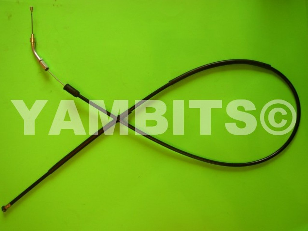 XS650 Low Bar Clutch Cable
