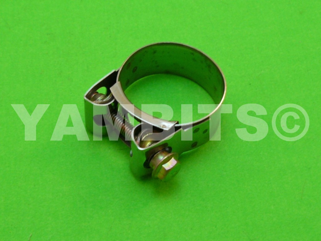 Stainless Steel Exhaust Clamp 40-43mm