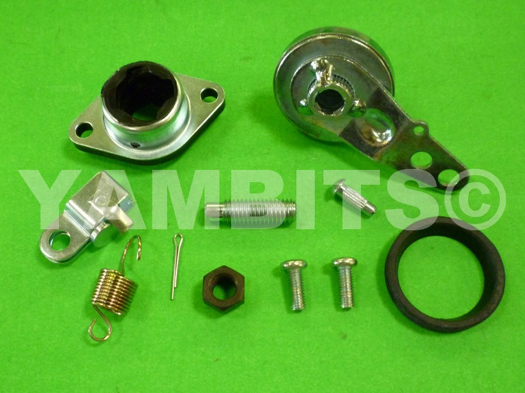 Xs650 Clutch Worm Mechanism Kit - Cpa022 - Clutch Mechanism & Pushrod Parts - Clutch Parts