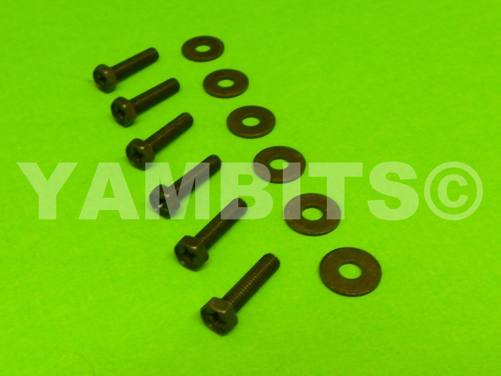 XS850 Clutch Spring Bolt Kit