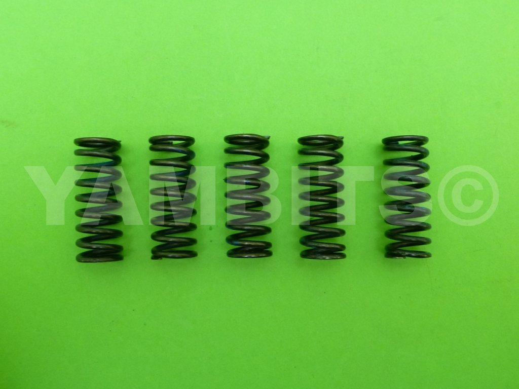 XJ550 Maxim Clutch Springs
