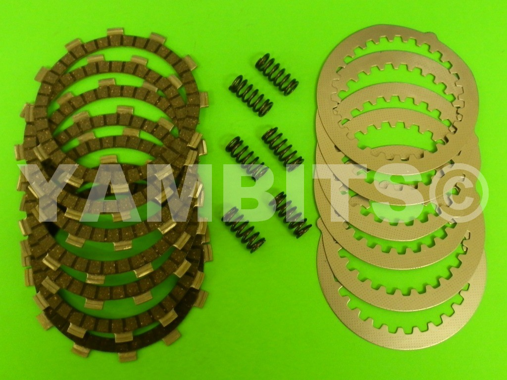 RD350 YPVS F2 Clutch Plate & Spring Full Kit Heavy Duty