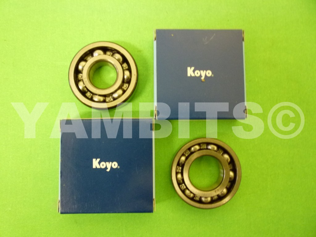 Dt125 Crank Bearing Kit Koyo - Crb019 - Crank Bearings