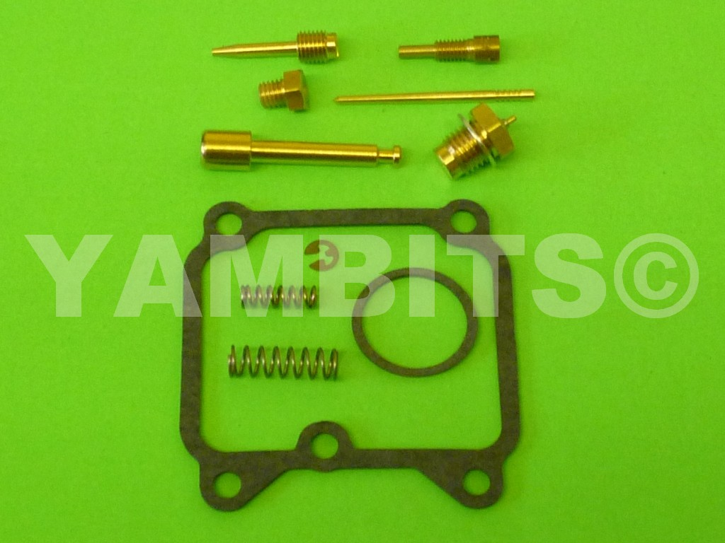 TY80 Carb Repair Kit