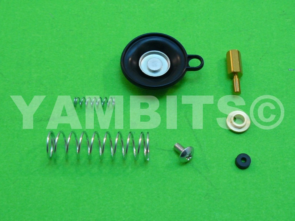 XT600 Carb Air Cut Off Valve Kit