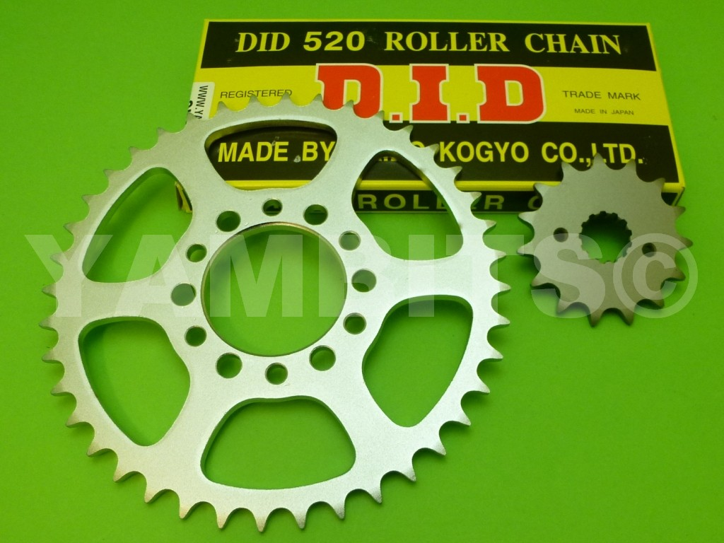 DT400 Chain and Sprocket Kit