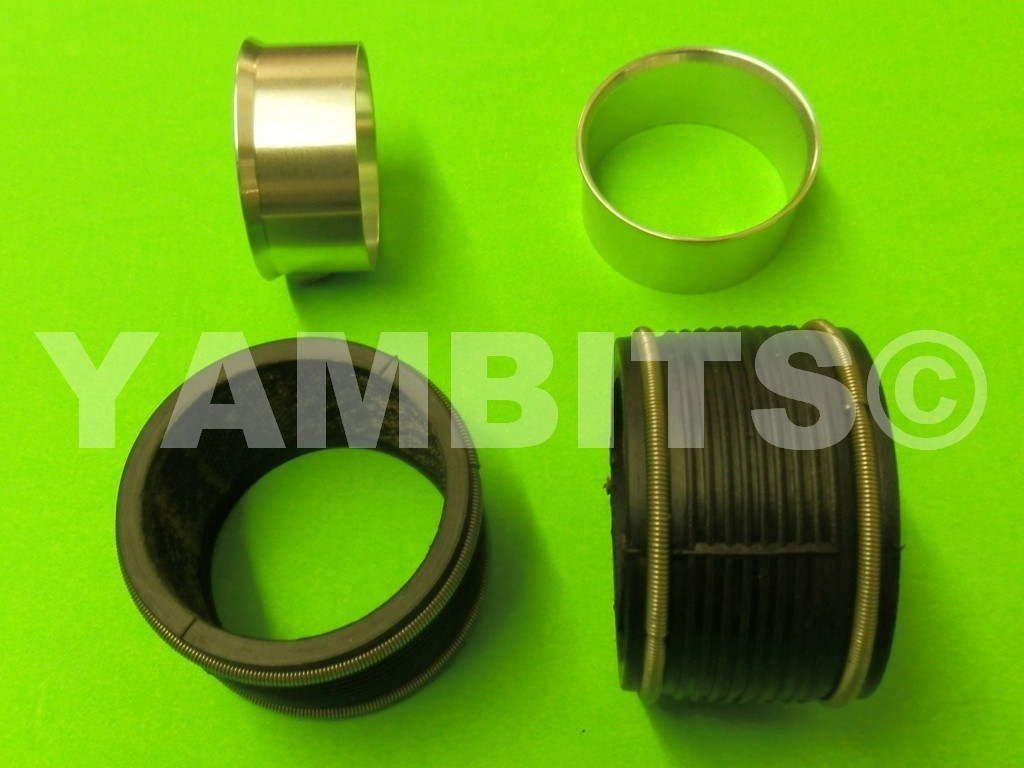 RD400E Exhaust Rubber Joint Kit