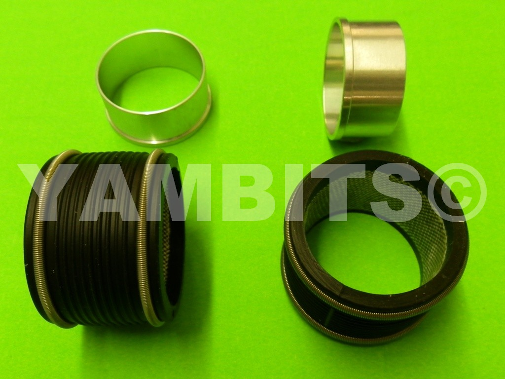 RD400C Exhaust Rubber Joint Kit