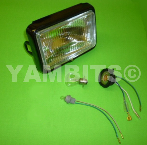 DT125LC MK2 Headlight Unit
