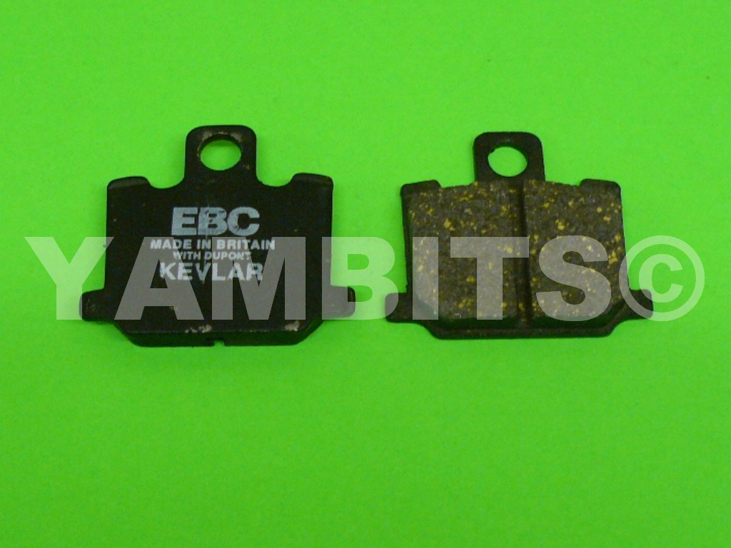 RD350LC Brake Pads EBC (Early)