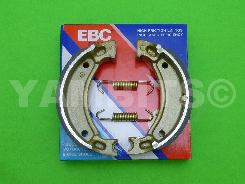 ST225 Brake Shoes Rear EBC