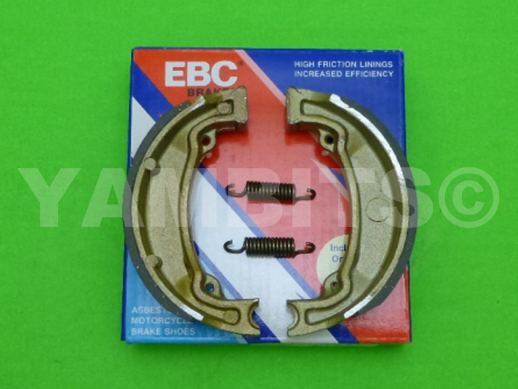 DT100 USA Brake Shoes Front EBC