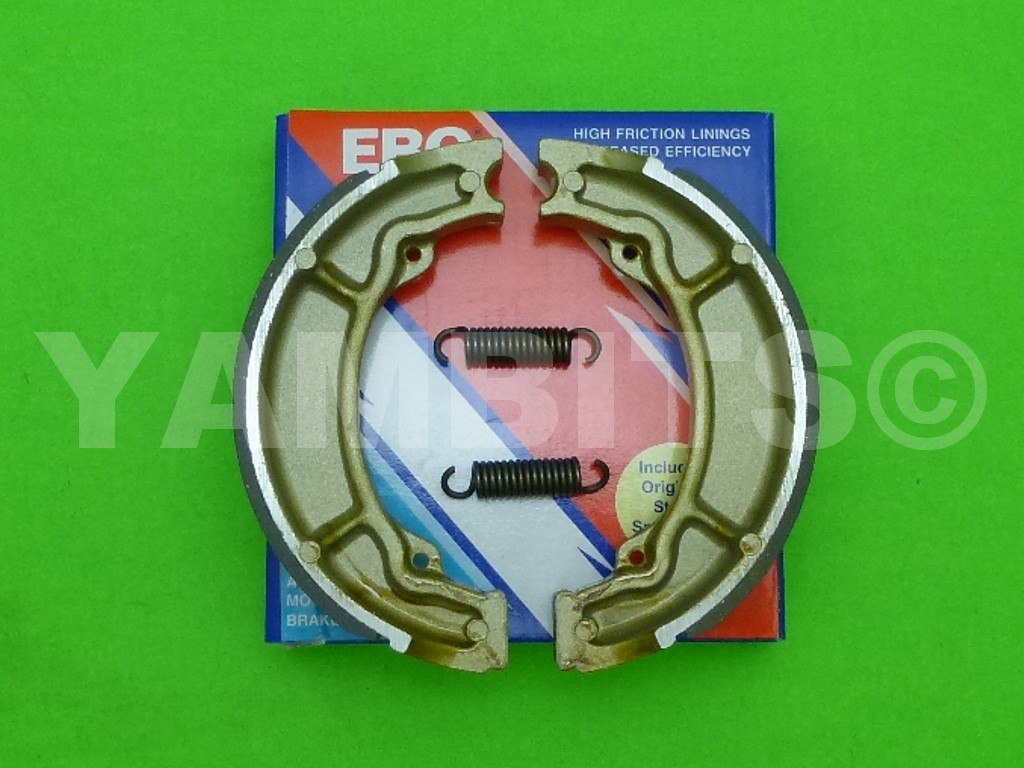 AS1C Brake Shoes Front EBC