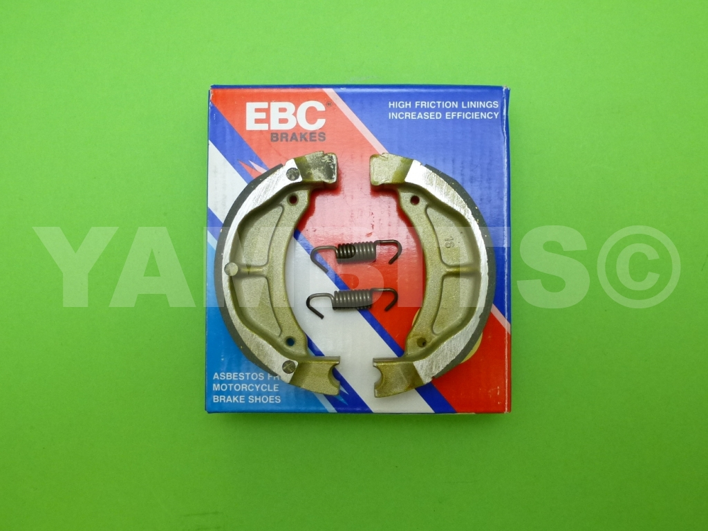 TY80 Brake Shoes Front EBC