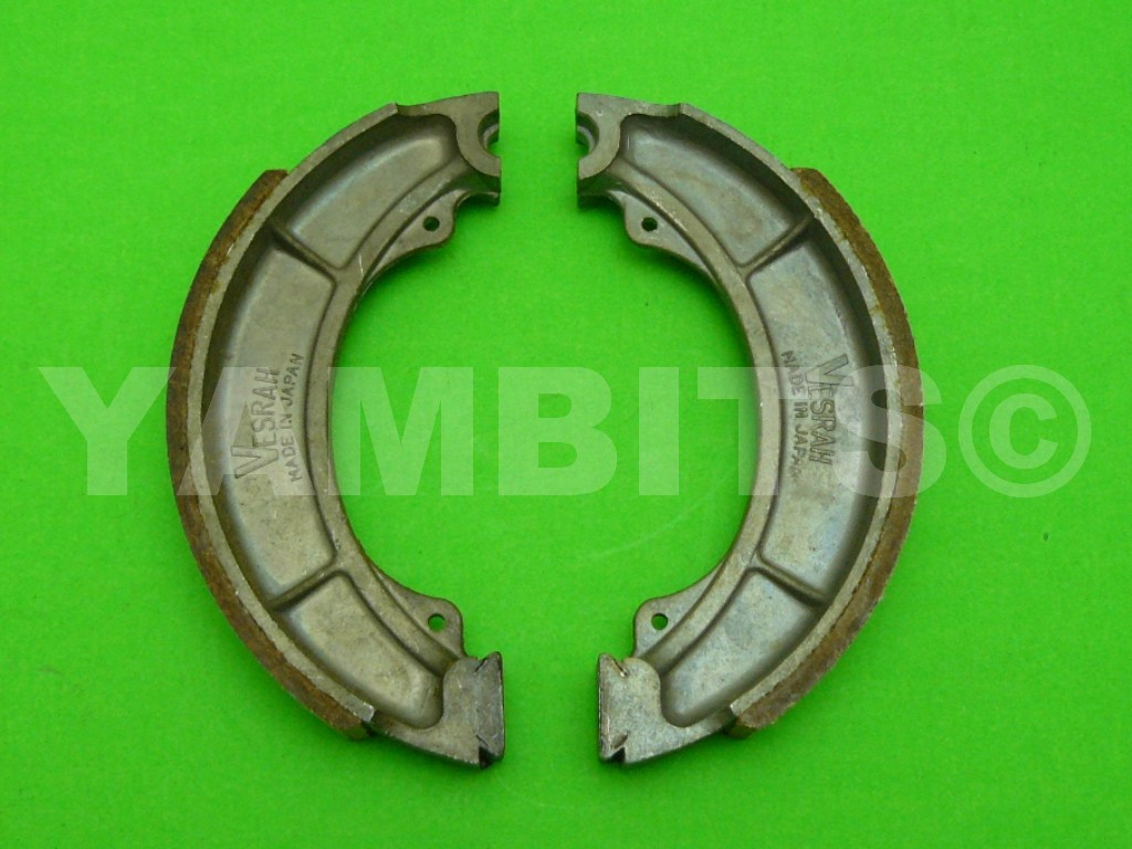 AS3 Brake Shoes Front