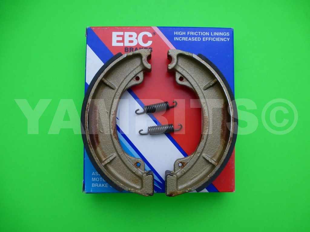 RD125 1975 Brake Shoes Front (Drum) EBC