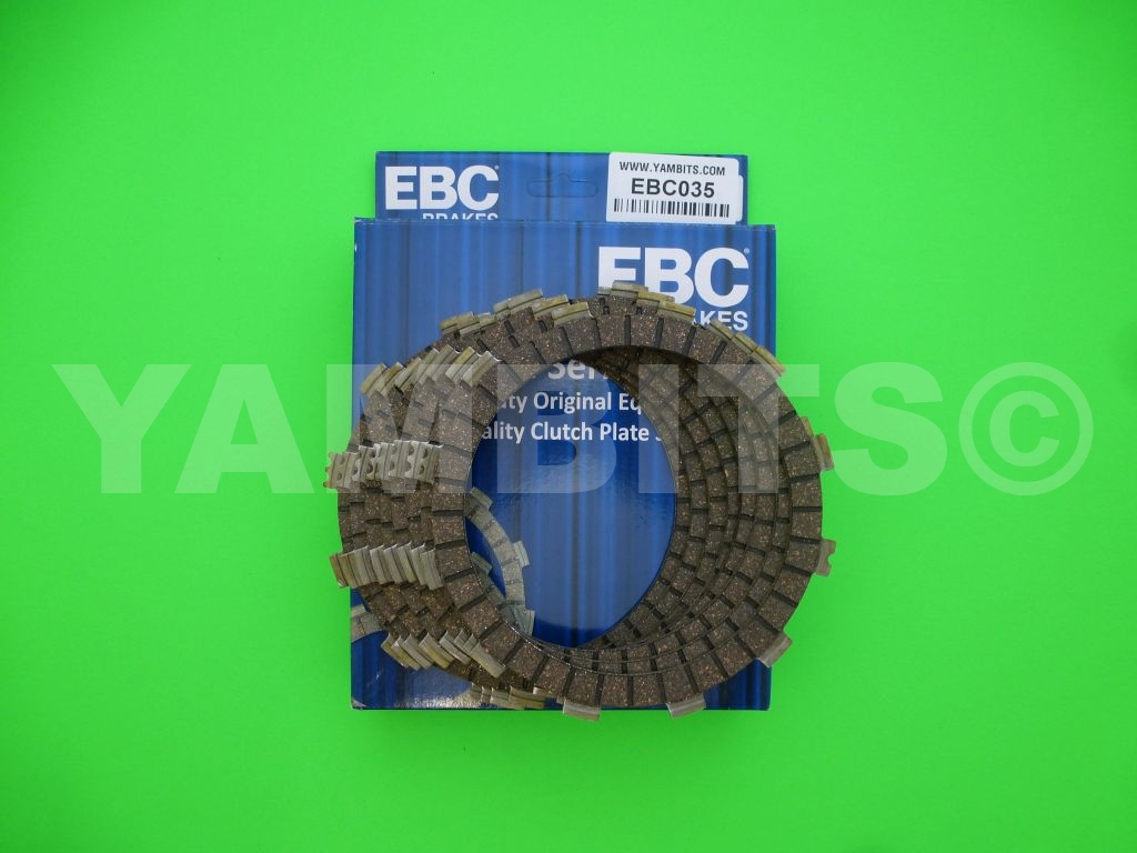BT1100 Bulldog Clutch Plate Kit EBC
