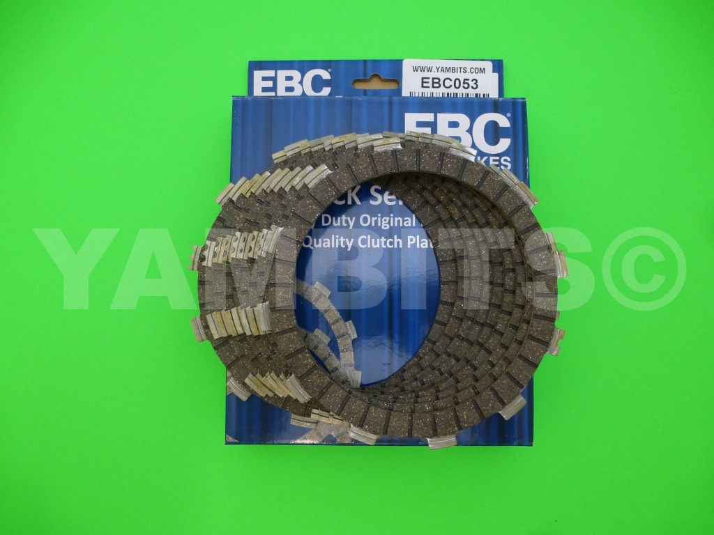 YZ450F Clutch Plate Kit EBC 2003-2006