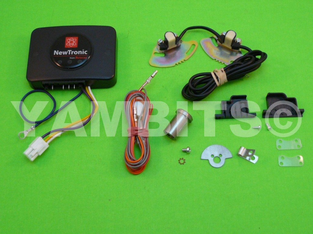 RD250D Newtronics Electronic Ignition System