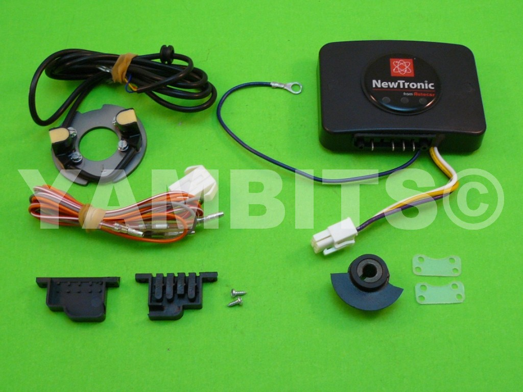Xs650 Newtronics Electronic Ignition System