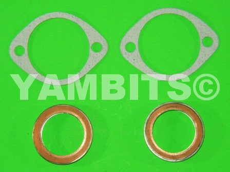 RD350 YPVS F2 Exhaust Gasket Set