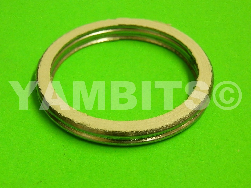 RZ350LC Exhaust Gasket Fibre Early Models