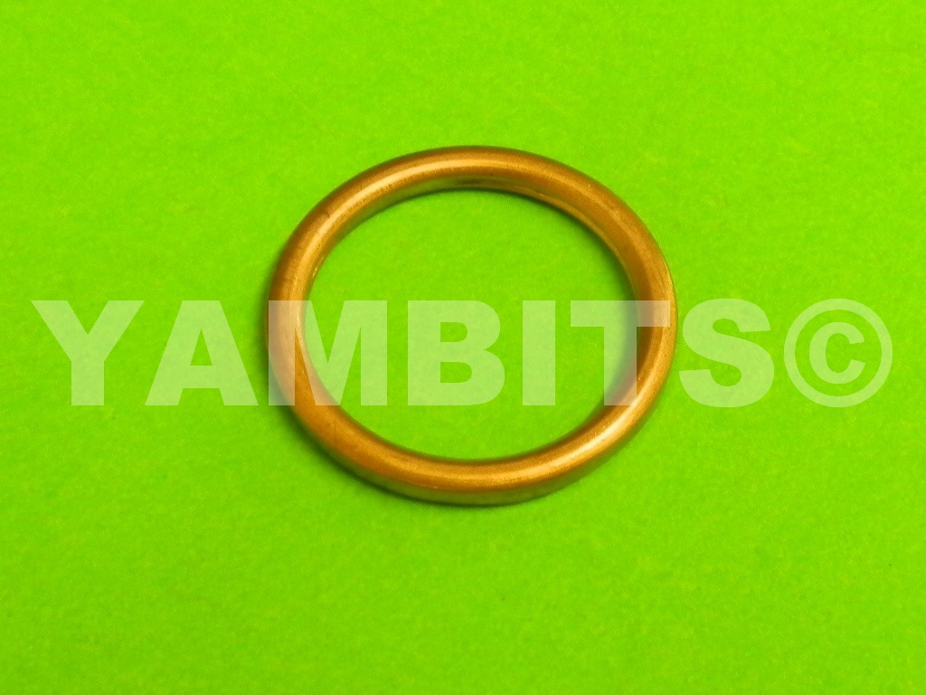 YX600 Radian Exhaust Gasket Copper