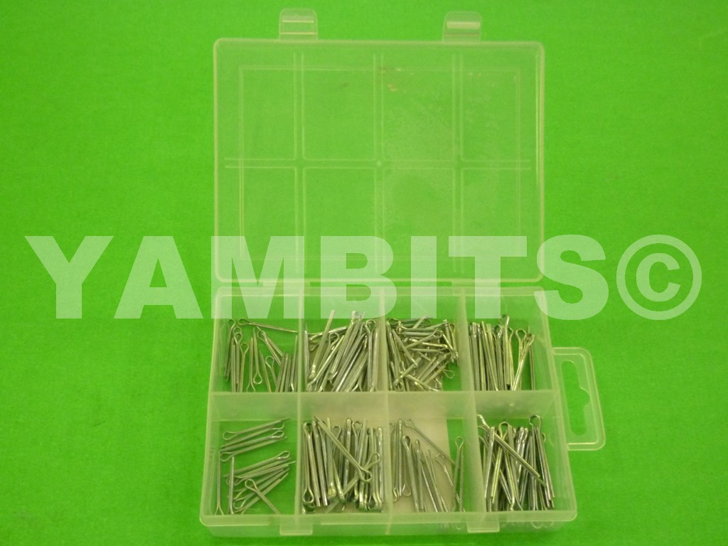 Assorted Pack Of Split Pins