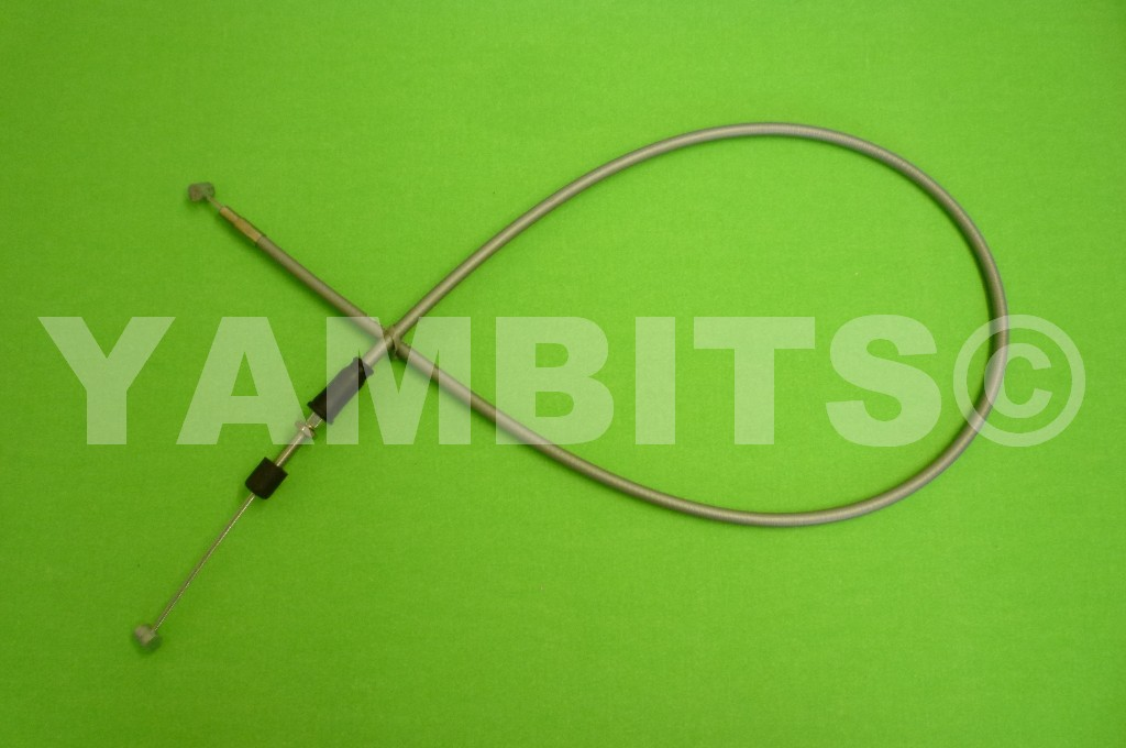 TY80 Grey Front Brake Cable