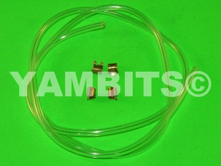 RD125 1975 Oil Line Kit Clear (Drum)