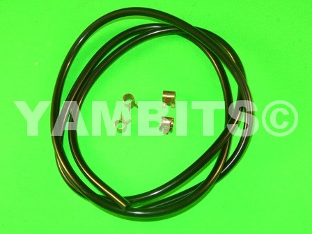 RD200 1981 Black Oil Line Kit