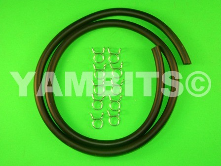 RD350 YPVS F2 2UA Fuel Hose Kit