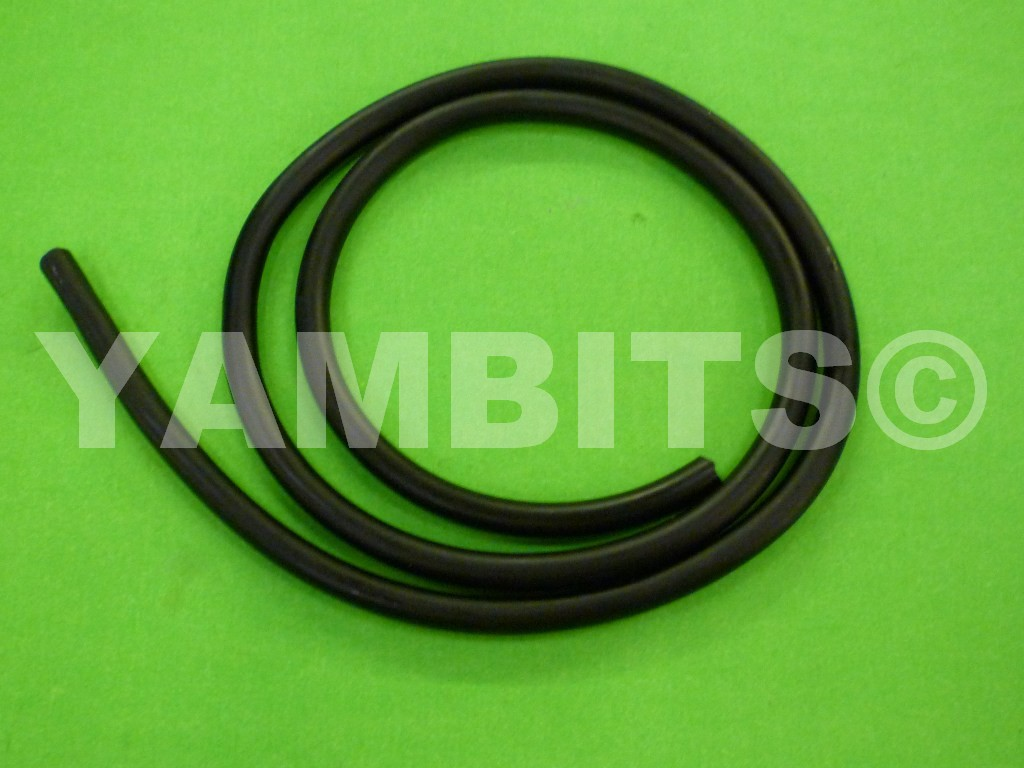 Fuel Line, Black Neoprene 5mm I.D.