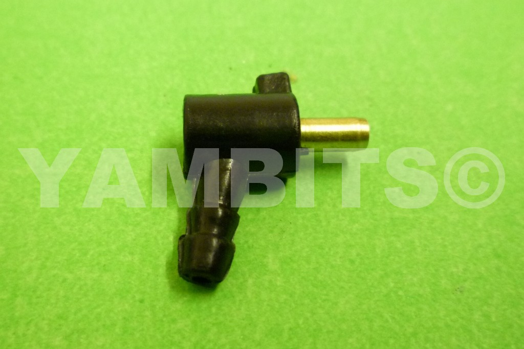 RD250C Carb Oil Line Injector Elbow