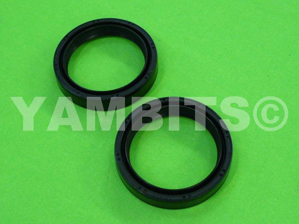 XT500E Fork Oil Seals Early