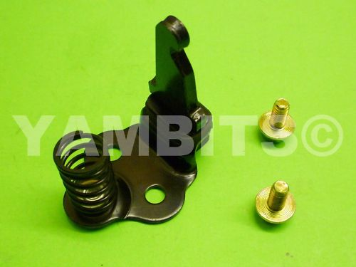 RD200 1980 Seat Latch & Spring Plate