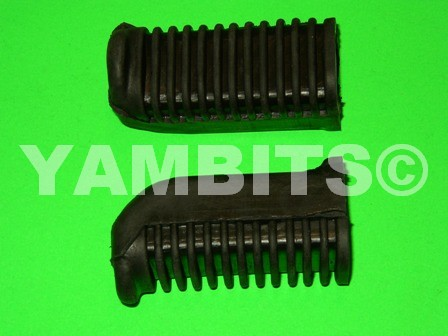 RZ350LC Footrest Rubbers Front