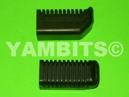 RD400C Footrest Rubbers Front